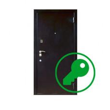 Вскрытие двери фирмы Эльбор