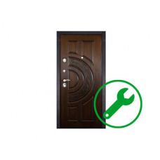 Ремонт импортных дверей