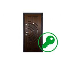 Вскрытие импортных дверей