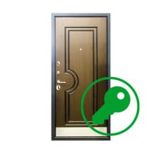 Вскрытие двери фирмы Неман