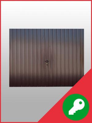 Взлом гаражных дверей