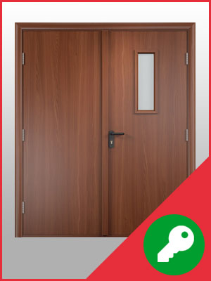 Вскрытие деревянных дверей